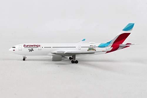 Herpa 531436 A330-200 Eurowings Las Vegas, Farbe