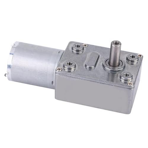 Motor De Gusano, Motor De Reducción De Velocidad Tipo Micro DC12V Resistente Al Estancamiento Sin Dentición Atascada Para Equipos Inteligentes(5)
