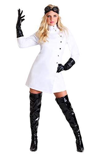 Women's Mad Scientist Costume X-Large