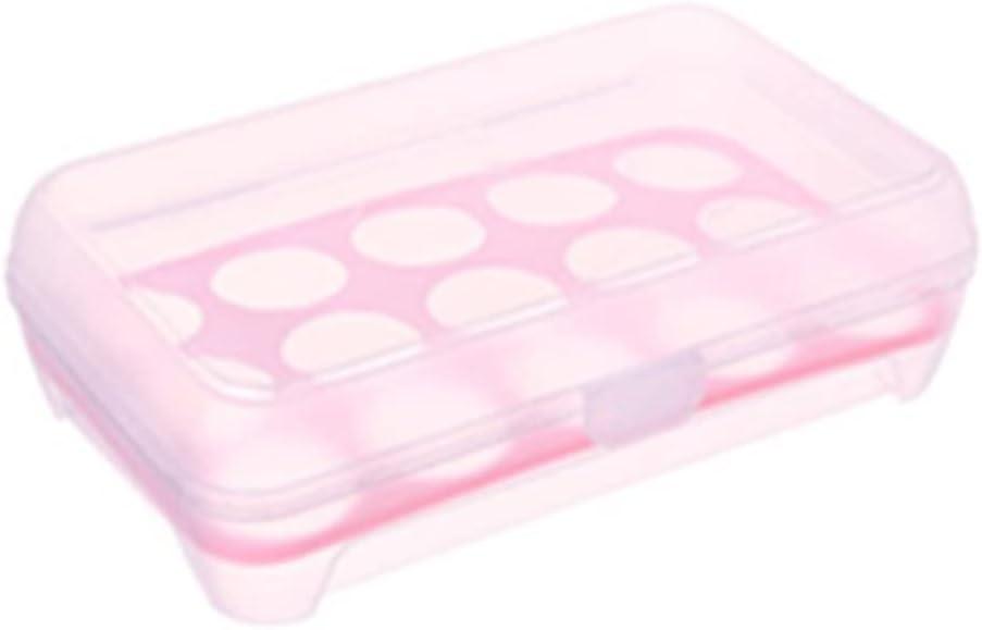 Chicken Egg Storage Container, Refrigerator Organizer Drawer for