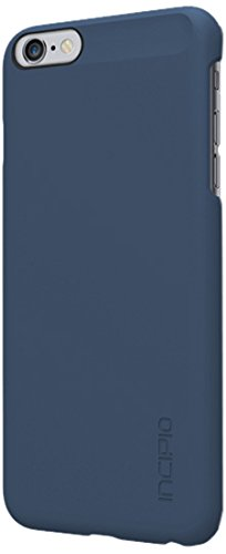 iPhone 6S Plus Case, iPhone 6 Plus Case, Incipio iPhone 6S Plus/ 6 Plus Case Feather Shockproof Ultra-Thin Slim TPU Polymer Tough Shock and Impact Absorption Cover - Navy