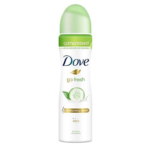 Dove Deodorant Spray Go Fresh Cucumber Compressed 75 ml