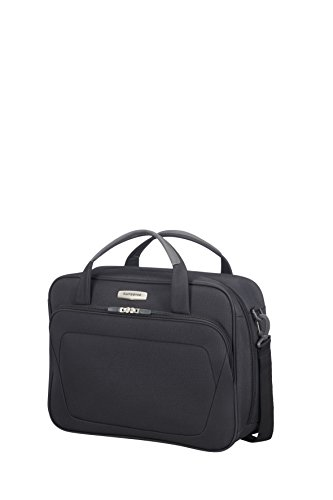 Samsonite Spark SNG Shoulder Bag Borsa Messenger, 44 cm, 25 Liters, Nero