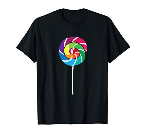Chupetn de azcar Nios Chupetines Chupetn de dulces Camiseta
