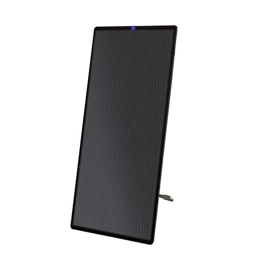 Nature Power 42022 Solar Panel, Black