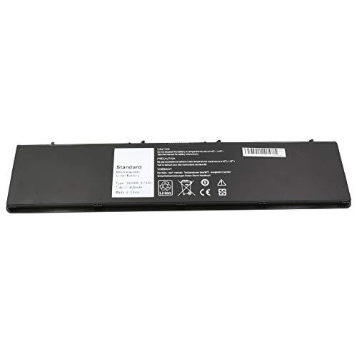 BLESYS 7.4V 34GKR 3RNFD Batería para DELL Latitude E7440 E7450 E7420 14-7000 Serie 909H5 0D47W 451-BBFS 451-BBFT 451-BBFV 451-BBFY G0G2M PFXCR T19VW F38HT G95J5 0G95J5 Ordenador portátil