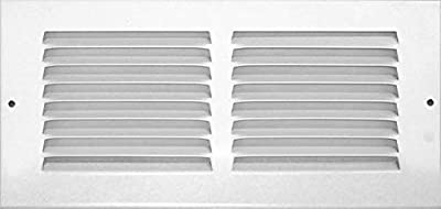 Accord ABRGWH2414 Return Grille with 1/2-Inch Fin Louvered