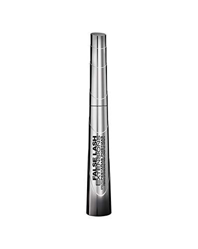 L'Oréal Paris Mascara, Schwarze Wimperntusche für Falsche-Wimpern-Effekt, False Lash Telescopic, Nr. 00 Schwarz, 1 x 9 ml