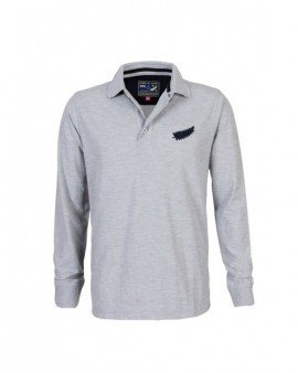 Classic All Blacks Polo Manches Longues