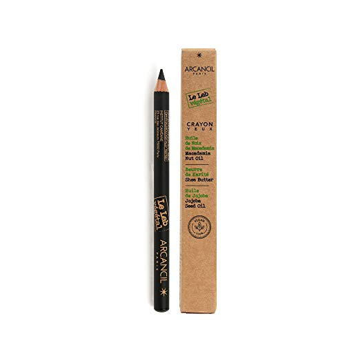 Arcancil Crayon Yeux Lab Végétal 001 Noir