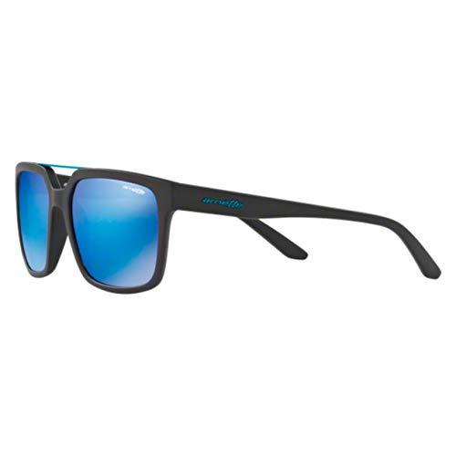 Sonnenbrille – Polarisierte modische Sonnenbrille Arnette Black Man AN4231-01