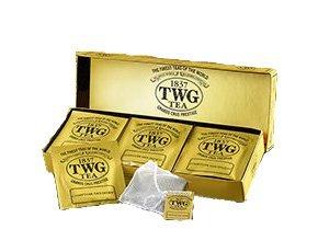 シンガポールの高級紅茶 TWGシリーズ 並行輸入品 (1837 Black Tea(1837ブラックティー1箱*ティーパック))
