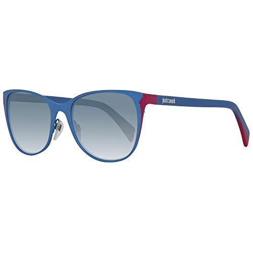 Just Cavalli Sunglasses Jc741s 83z 54 Gafas de sol, Azul (Blau), Mujer