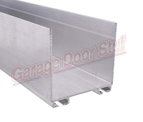 Purchase Garage Door Weather Seal Retainer - U Shaped (10-55 Lengths, 2 x 2)