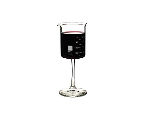 Beaker wine glass