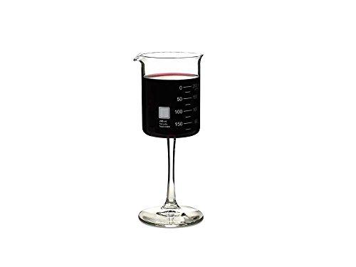 Periodic Tableware Beaker Wine Glass
