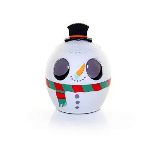 Holiday Bitty Boomers Snowman Wireless Bluetooth Speaker