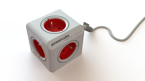 Allocacoc PowerCube Extended 3 m, 5X Verteiler, 230V FR