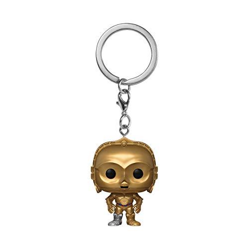 Funko - Figura Pop Keychain: Star Wars - C-3PO (53056)