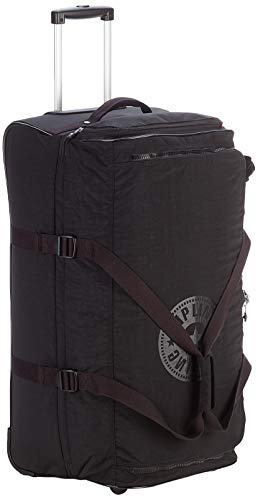Kipling Teagan L Bagage Cabine, 77 cm, 91 liters, Noir...
