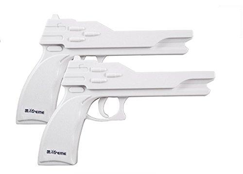 Xtreme 93252 Kit 2 Gun Adapter, Bianco/Nero