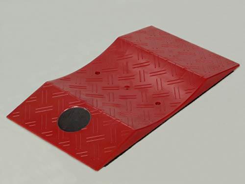 Preisvergleich Produktbild Reifenwiege Reifenschutz Reifenschuh 4 Stück Ferrari-rot (RAL3000)