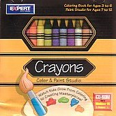 Crayons Color and Paint Studio