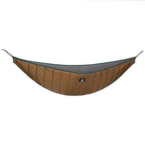 OneTigris Hideout Hammock Underquilt, Full Length, Essential Hammock Camping Gear