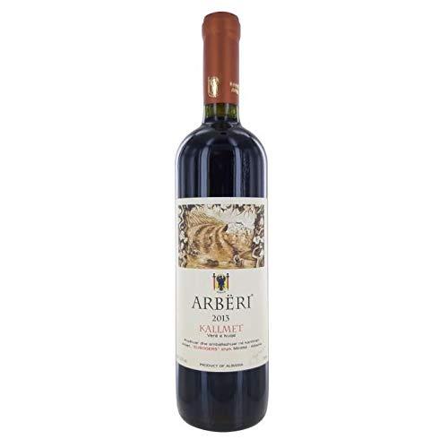 Arberi Kallmet 2017 Wein aus Albanien
