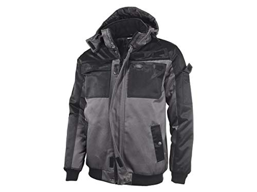 Powerfix Multifunktion Arbeitsjacke Wasserabweisend Schmutzabweisend Wasser und Schmutz Workwear Work Jacket NEU (52)