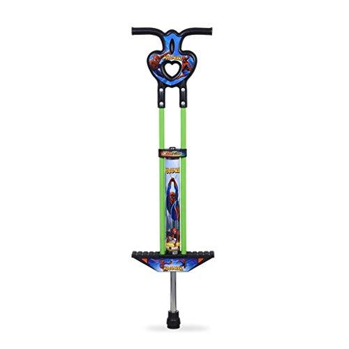 Bouncing Toy Bounce Stick 20-70 kg Jump Toy Niños Interior/Exterior Juguete Rebote Azul para Niños y Niñas de Forma Niños Pogo Stick Jumper 8-12 años (color Negro)
