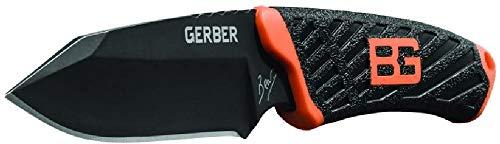 Gerber G2946, Coltello a Lama Fissa Unisex – Adulto, Arancione, Taglia Unica