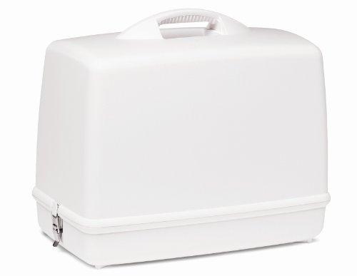 Singer Universal Sewing Machine Case, White