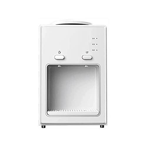Mini dispensador de agua de escritorio caliente y frío Dispensador de agua eléctrica Encimera de encimera y calefacción vertical for oficina doméstica (Size : Warm)