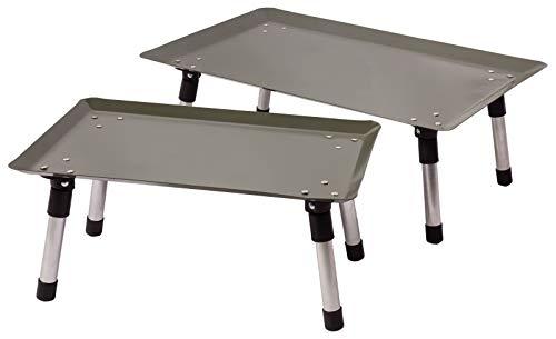 DD-Tackle XXL Bivvy Table 50 x 30 cm + Tasche Giant Bivy Table Carp Karpfen