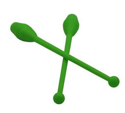 Mazas Gimnasia Ritmica Junior (Verde) 35 cm
