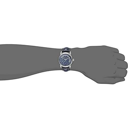 フレデリック・コンスタントFREDERIQUECONSTANTマニュファクチュールワールドタイマーFC-718NWM4H6新品腕時計メンズ(FC-718NWM4H6)