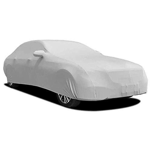 Bester der welt Stretch Satin innere Autoabdeckung, vollständig versiegelte Autogarage Abdeckung-Jaguar-Kompatibilität…