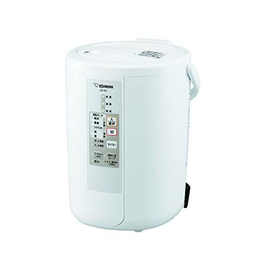 象印 スチーム式加湿器 加湿量500mL/h ホワイト ZOJIRUSHI EE-RN50-WA