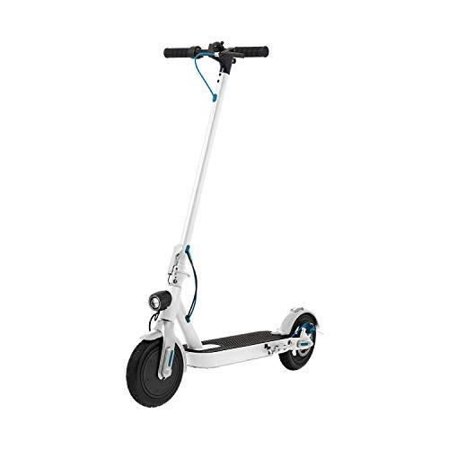 Ecogyro - Scooter Elettrico per Bambini, MOD. S9 Xboost, 07153_16368, Bianco, Taglia Unica