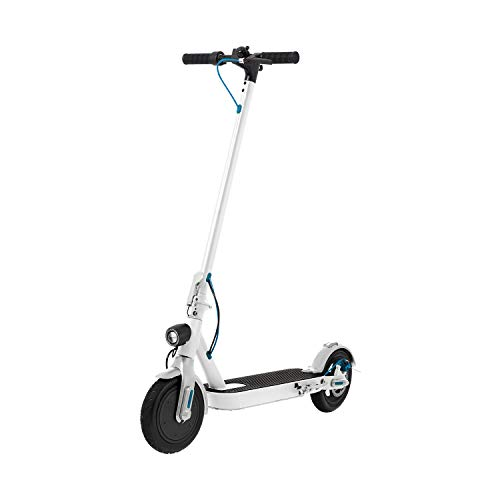 Ecogyro Gscooter S9 XBOOST - Patinete Eléctrico, Blanco, Talla Única