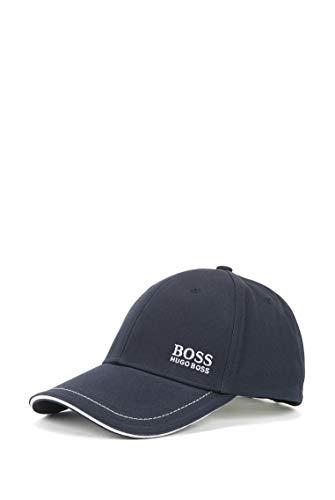 BOSS 50245070 Gorra de béisbol, Azul (Navy 410), Talla...