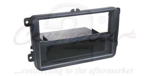 Connects2 Adaptateur de façade pour Wolkswagen Golf V/Touran/Passat/caddy Noir (Import Royaume Uni)