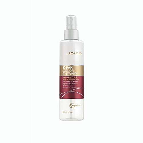 Joico K-PAK Color Therapy Luster Lock Multi-Perfector Daily Shine & Protect Spray, 6.7 fl. oz.