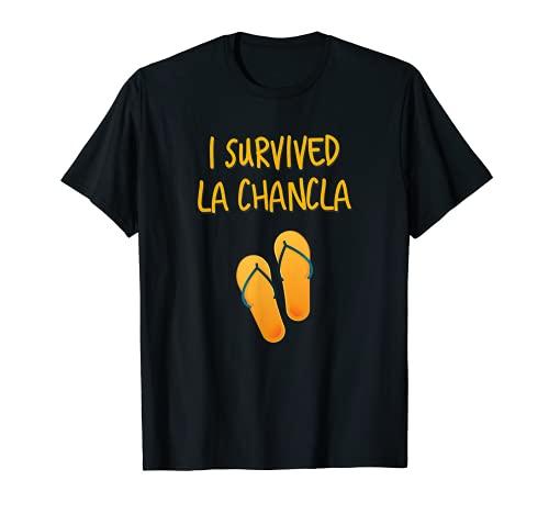Sobreviví a La Chancla Camiseta