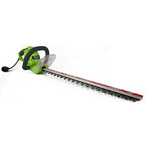 Greenworks 22122 Electric Hedge Trimmer