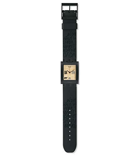 Swatch SUFZ100–Armbanduhr, Armband aus Kunststoff