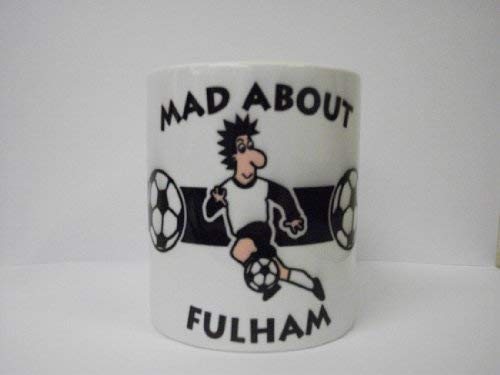 Filmcell Factory Ltd Fulham fútbol Taza/Taza Sports Memorabilia