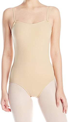 Capezio Women's Camisole Leotard, Nude, X-Small