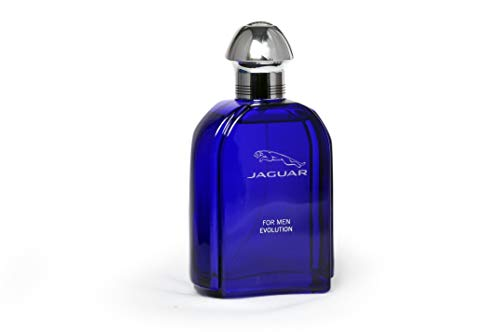 Jaguar For Men Evolution EDT 100 ml, 1er Pack (1 x 100 ml)